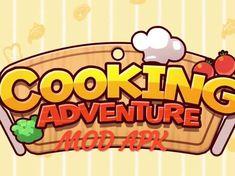 Cooking Adventure MOD APK Hack Cheats Unlimited Gems, Money Restaurant Game, Vietnamese Restaurant, Unique Restaurants, Always Hungry, Best Chef, Cooking Games, Best Dishes, Cheating, Gems