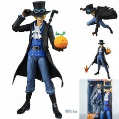 19.99$  Watch here - 18cm Variable action heroes VAH Saab One Piece Anime Figure Action S.H.Figuarts Model Toys Cartoon Doll Collectible onepiece  #aliexpress