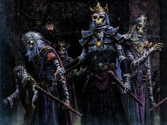 Army of Undead wallpaper from Warriors wallpapers