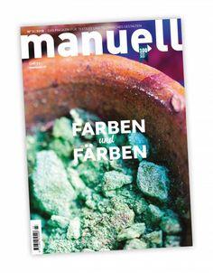 Magazin manuell Ausgabe März 2018 - Verlag manuell GmbH