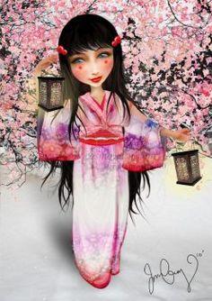 Shurayuki Art Trade by solocosmo