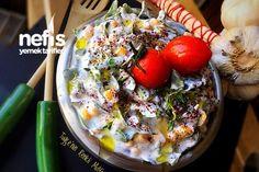 Ferahlatan Semizotlu Yaz Salatası