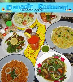 The is what i eat at home is somali food
