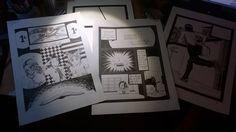 algumas partes iniciais do projecto : Sketch Book Mágico