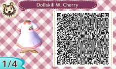My stash of AC QR codes — crystal-village: 2nd batch