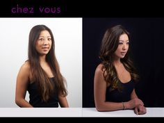 CHEZ VOUS 2014 MAKEOVER CHALLENGE #12: Yvonne  #chezvousmakeoverchallenge #looklikeamillionbucks #chezvous #chezvoussalon #chezvoushair #makeover #hairstyles #hairthatsuitsworkingprofessionals #hair #haircolour #perm #haircut #keratintreatment #brazillianblowout #rebonding #straightening #ikebana #styling #ombre #balayage #balaombre #bombre #caucasiancolour #caucasianhighlight #highlight #prelightening