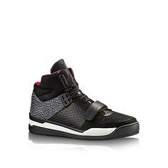 Trailblazer sneaker boot - Shoes | LOUIS VUITTON