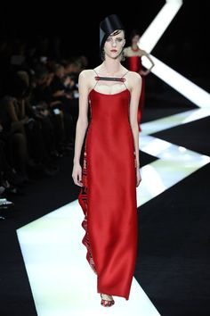 Giorgio Armani Spring/Summer 2013 Haute Couture  ✽We❤This!✽ Grenlist.com ツ