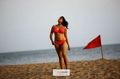 Bollywood Sai Tamhankar | Bikini shoot for Marathi film 'No Entry Pudhe Dhoka Aahey'