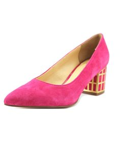 BRIAN ATWOOD | Brian Atwood Karina Women  Pointed Toe Suede Pink Heels #Shoes #Pumps & High Heels #BRIAN ATWOOD