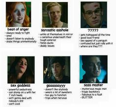 Clary Jace Simon Isabelle Alec Magnus | TMI Shadowhunters Characters