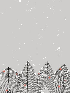 A stunning collection of 50 designer Christmas cards for your inspiration – Xma… – Christmas DIY Holiday Cards Noel Christmas, Christmas Design, Vintage Christmas, Christmas Crafts, Christmas Decorations, Christmas Posters, Christmas Graphics, Winter Christmas, Xmas Cards