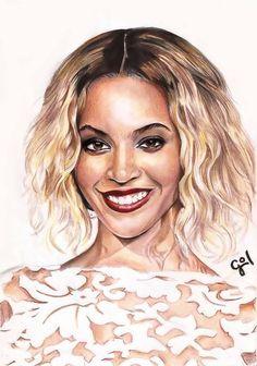 Beyoncé By Gil Junio