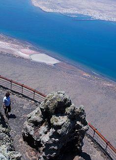 Mirador del Rio Lanzarote Canarias Spain