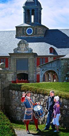 Fortress of Louisbourg, Cape Breton, Nova Scotia, Canada O Canada, Canada Travel, Nova Scotia, Discover Canada, East Coast Road Trip, Alaska, Enchanted Island, Atlantic Canada, Canadian History