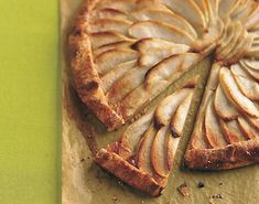 Find the recipe for Apple Galette and other apple recipes at Epicurious.com