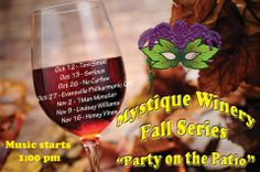Mystique Winery - Lynnville, Indiana