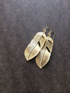 Gladys Carr Bolhouse Road Earrings  Gold by adjewelry on Etsy