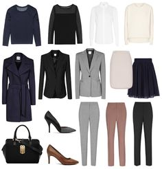 STYLETHELUXE: OFFICE MONDAY: REISS WORK WEAR CAPSULE WARDROBE...