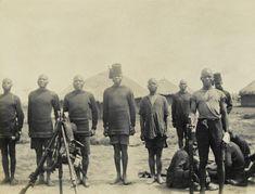 KAR 1916. http://www.aresenyalius.es/catalogo/la-i-guerra-mundial-en-africa-1-detail