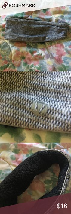 lululemon fuzzy head wear lululemon fuzzy headwear!! great for the cold weather to cover and warm up your ears and even used to go running. never used. lululemon athletica Other