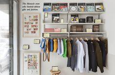 inspiration for fresh living (monocle) Cafe Design, House Design, Store Design, Interior Design, Retail Merchandising, Vogue Living, Retail Space, Retail Design, A Boutique