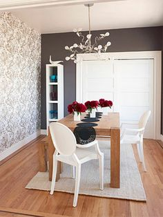 How to Choose the Right Accent Wall (see link)