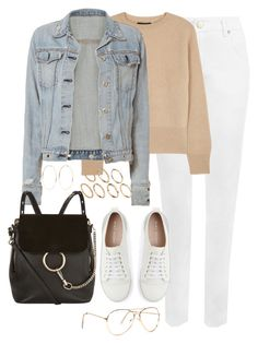 """Untitled #3176"" by theaverageauburn on Polyvore featuring WearAll, The Row, rag & bone, Kenneth Jay Lane, Mint Velvet, Chloé and Pieces"