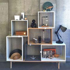 25 Best Muuto Stacked Images Shelves Shelf System