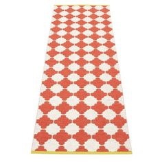 Brilliant range of designs and sizes in these Swedish plastic rugs from Pappelina. Can be used inside or outside!!