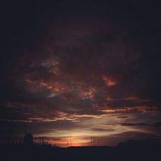 Beautiful sunset, Aguascalientes México