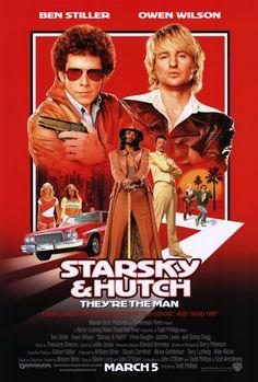 Starsky & Hutch 27x40 Movie Poster (2004)