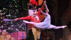 "City Ballet of San Diego's Stunning ""Nutcracker"""