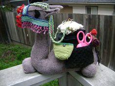 Ravelry: rainidayze's Camel Pincushion