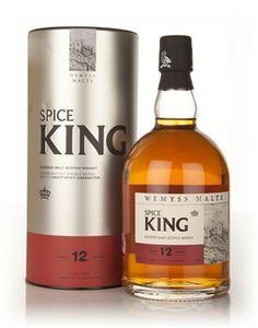 Spice King 12 Year Old (Wemyss Malts) - Master of Malt