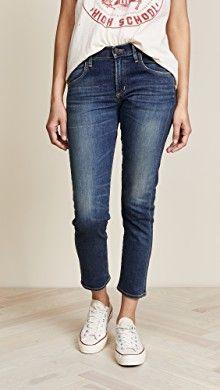 dce3aedbb9df1a Liz Claiborne Tuxedo Stripe Flexi Fit Skinny Jean   Clothes   Skinny ...