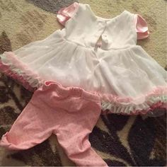 Baby grand signature baby girl dress 0/3 - Mercari: Anyone can buy & sell