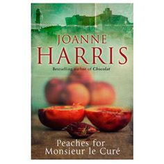 Love Joanne Harris, can't wait till this comes out this month!