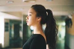 "sungkyunglee: "" Lee Sung Kyung photographed by Shin Hye Rim, 2014 """