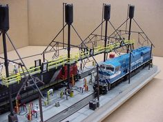 DIESEL SAND/REFUEL FACILITY | O Gauge Railroading On Line Forum