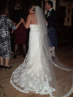 Beautiful brides gallery pics from The Wedding Veil Shop