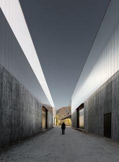 Redevelopment of Industrial Area | Francesco Adobati | Via