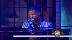 Jamie Foxx - In Love By Now - Live on Today Show