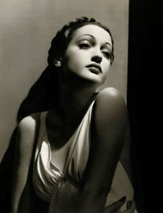 Dorothy Lamour - 1930's - Photo by William Walling, Jr. - @~ Watsonette