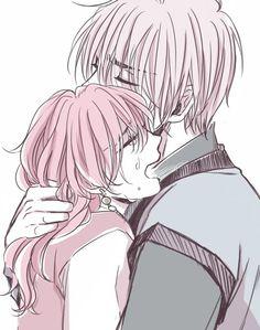 Akatsuki no Yona / Yona of the dawn anime and manga    Hak and Yona ;-;
