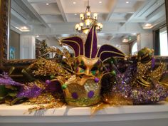 Mardi Gras Celebration in the Gaslamp on Fat Tuesday