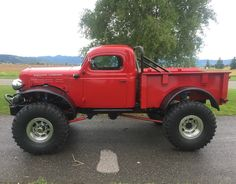 Beast on Wheels, 1949 Dodge Power Wagon