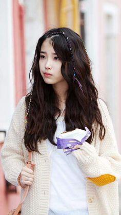 Iu Fashion, Korean Fashion, Korean Celebrities, Celebs, Korean Girl, Asian Girl, Korean Actresses, Korean Beauty, Ulzzang Girl