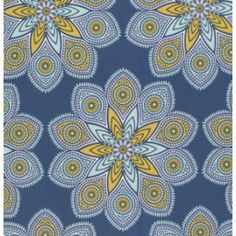 WANDER Starlight Midnight by Joel Dewberry, Southwest Modern, Geometric, Blue Fabric Design, Pattern Design, Free Spirit Fabrics, Comfort And Joy, Decoupage Paper, Wander, Print Patterns, Tapestry, Scrappy Quilts