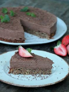 Sunnere kaker til 17.mai - mine 12 beste oppskrifter! - LINDASTUHAUG Recipe Boards, Sweets Cake, Mousse, Food And Drink, Health Fitness, Keto, Pudding, Healthy Recipes, Healthy Foods
